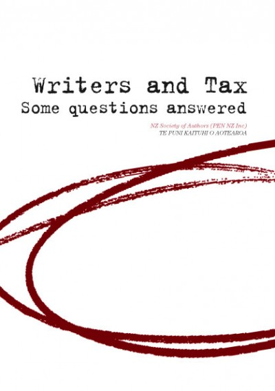 Writers & Tax Cover