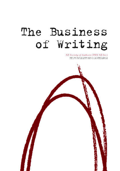Business of Writing Cover