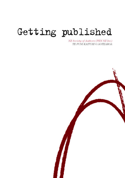 Getting published Cover