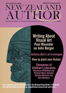 NZ Author Magazine – New Zealand Society of Authors (PEN NZ